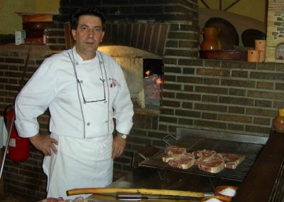 chef Amalio la chuleta